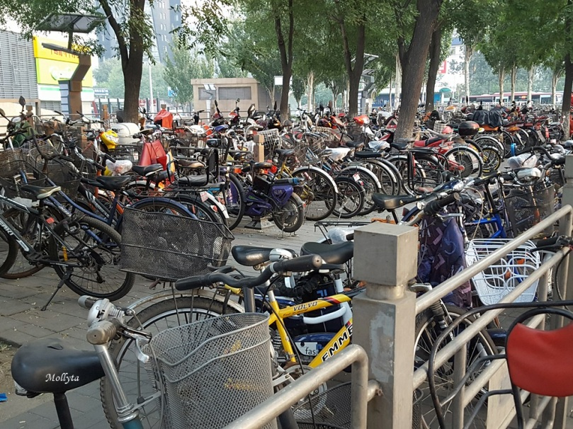 Tempat titip sepeda