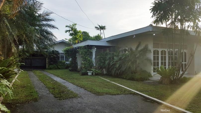 Rumah di Sei Padang Medan
