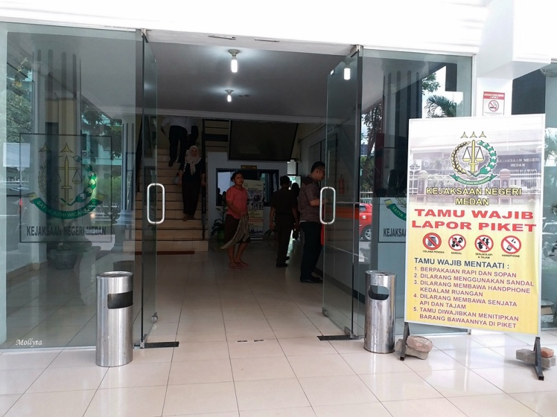 Kejaksaan Negeri Medan