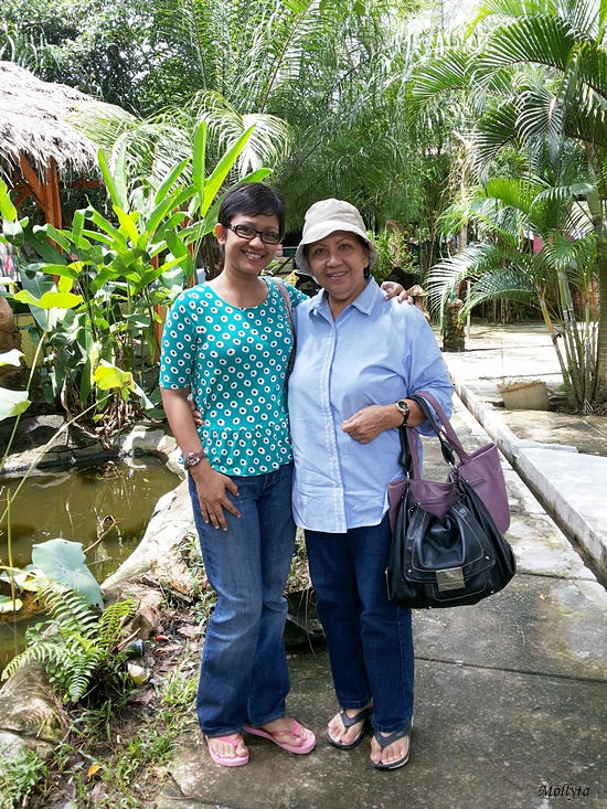 Bersama Mama