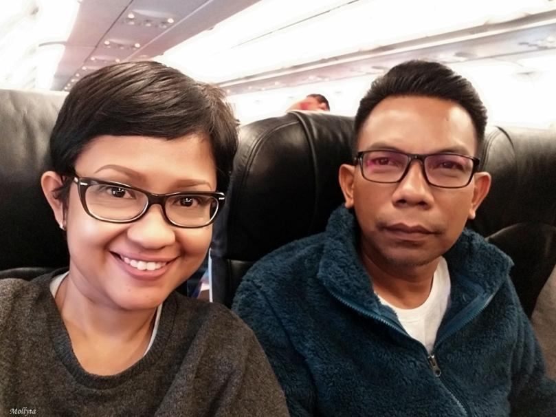Ke Medan naik Air Asia