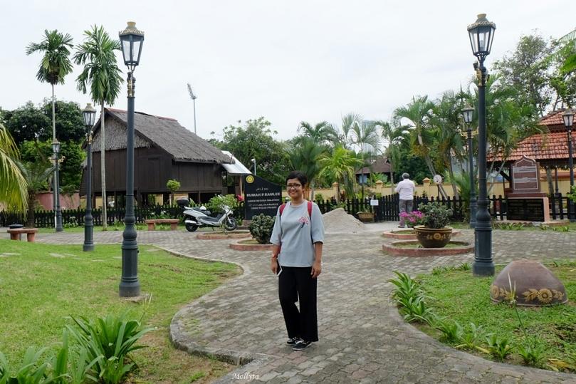 Rumah P.Ramlee di Penang