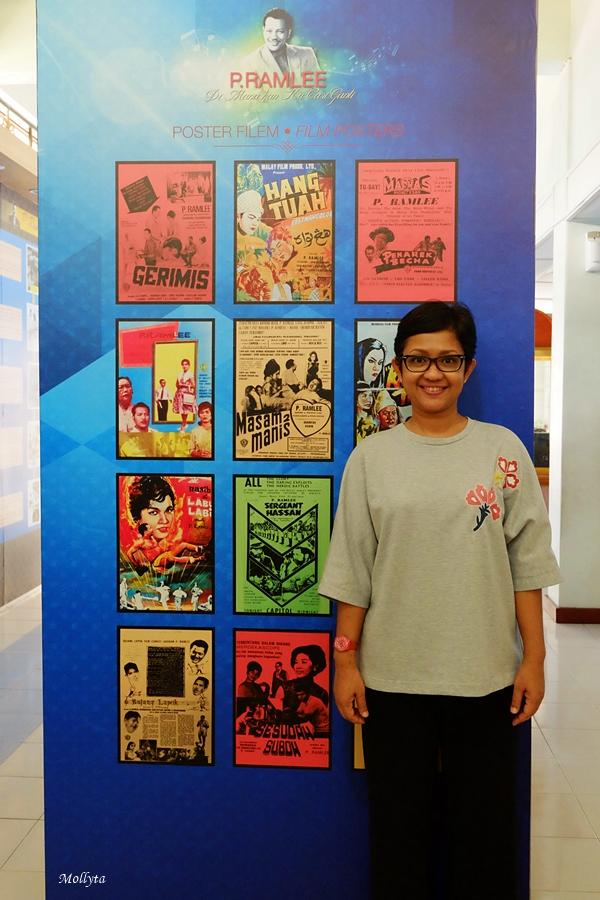 Galeri P.Ramlee di Penang
