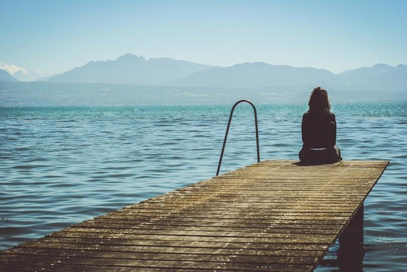 Kehilangan orang tercinta membuat hidup terpuruk