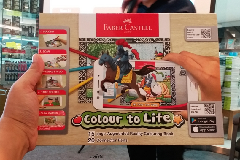 Gift Set Box Faber-Castell Colour to Life