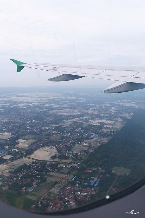 Penerbangan menuju Yogyakarta dengan Citilink