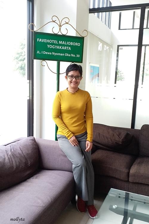 Di favehotel Malioboro Yogyakarta