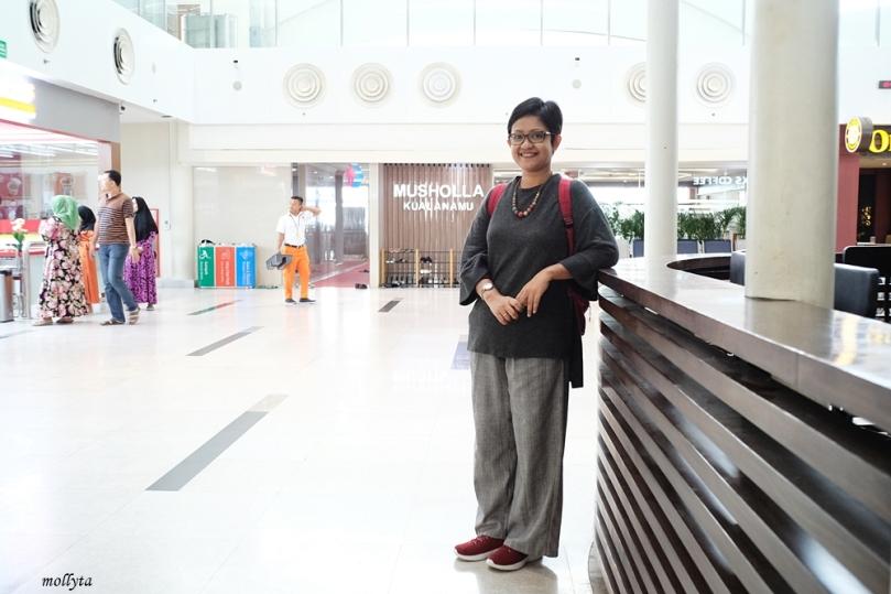 Berangkat ke Yogyakarta