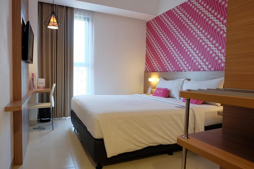 Kamar Standard favehotel Malioboro Yogyakarta