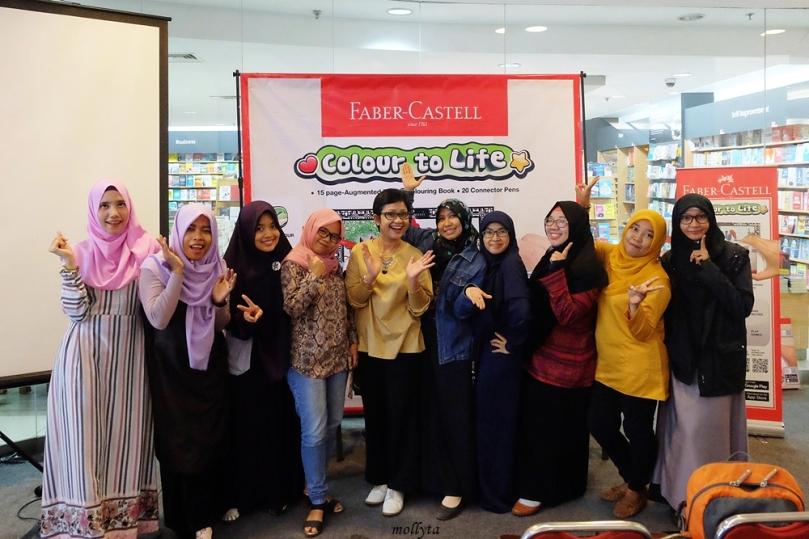 Blogger Medan di Gramedia Medan