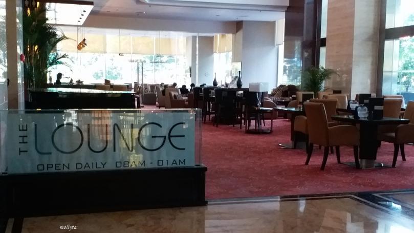 The Lounge JW Marriott Hotel Medan