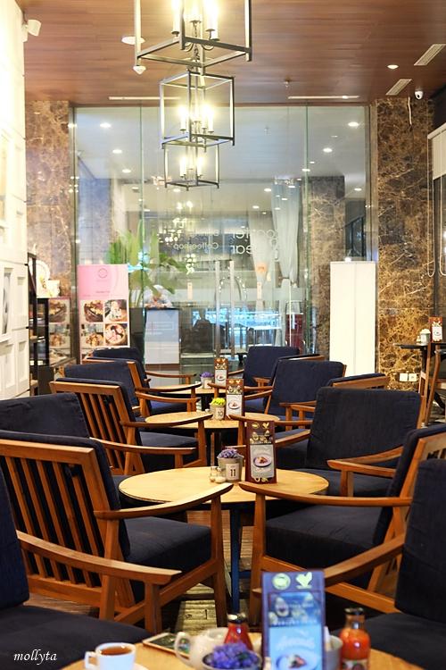 Coffeeshop kekinian Roaster and Bear Yogyakarta