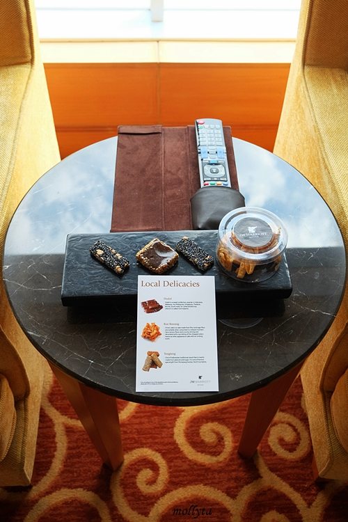 Local Delicacies dari JW Marriott Hotel Medan