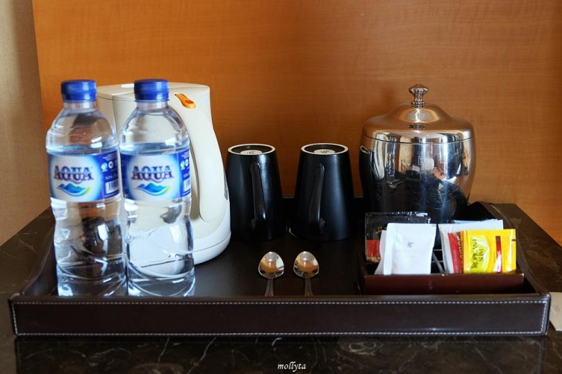 Coffee and tea maker JW Marriott Hotel Medan