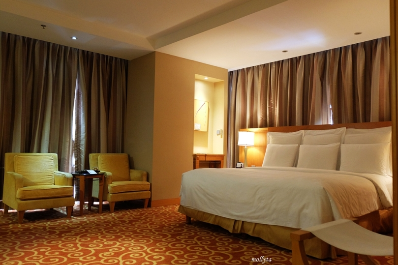 Executive Deluxe JW Marriott Hotel Medan