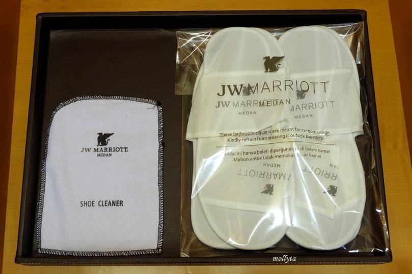 Amenities di JW Marriott Hotel Medan