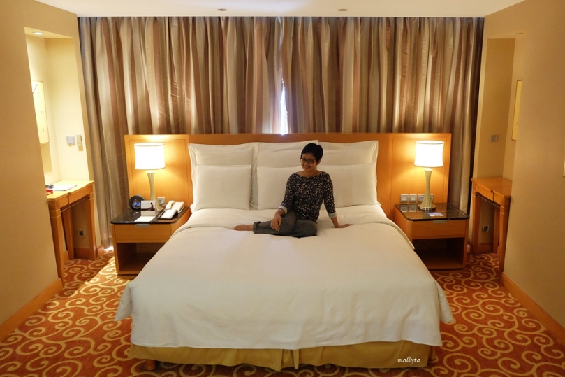 Staycation di JW Marriott Hotel Medan