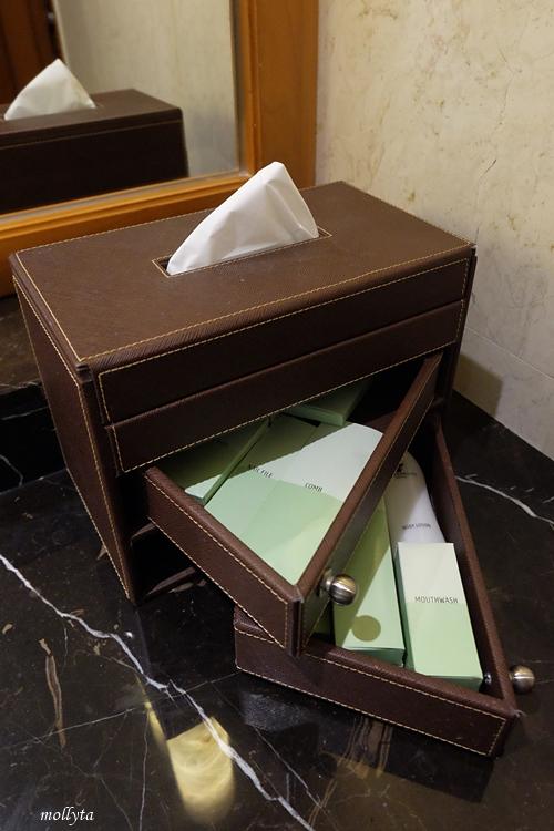 Room amenities JW Marriott Hotel Medan