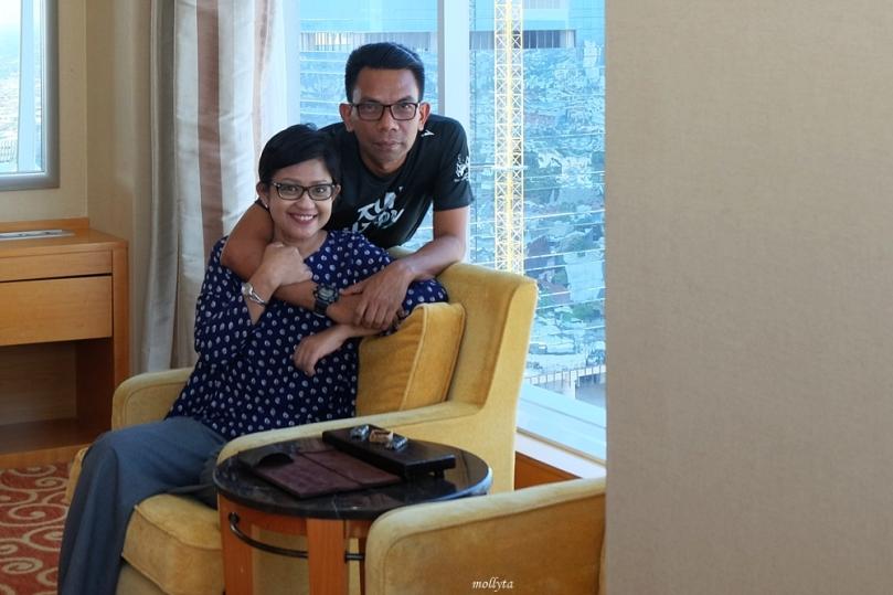 Staycation bersama pasangan di JW Marriott Hotel Medan
