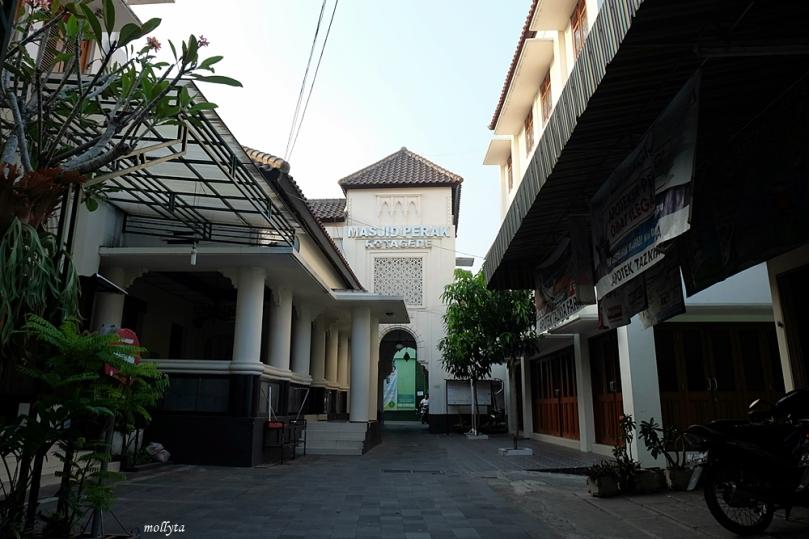 Masjid Perak Kotagede Yogyakarta