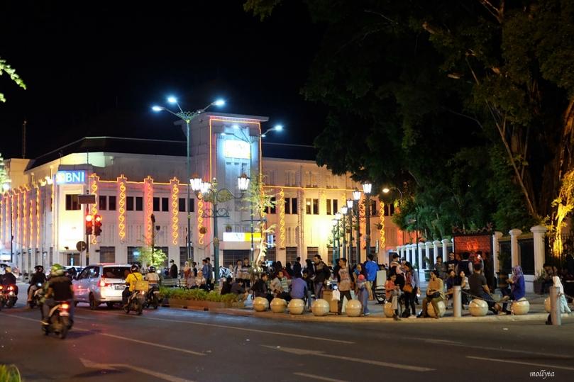 Malam di Malioboro