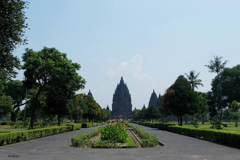 Keindahan Candi Prambanan di Yogyakarta