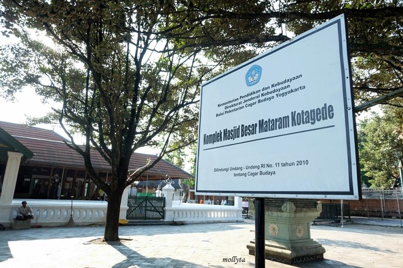 Komplek Masjid Besar Mataram