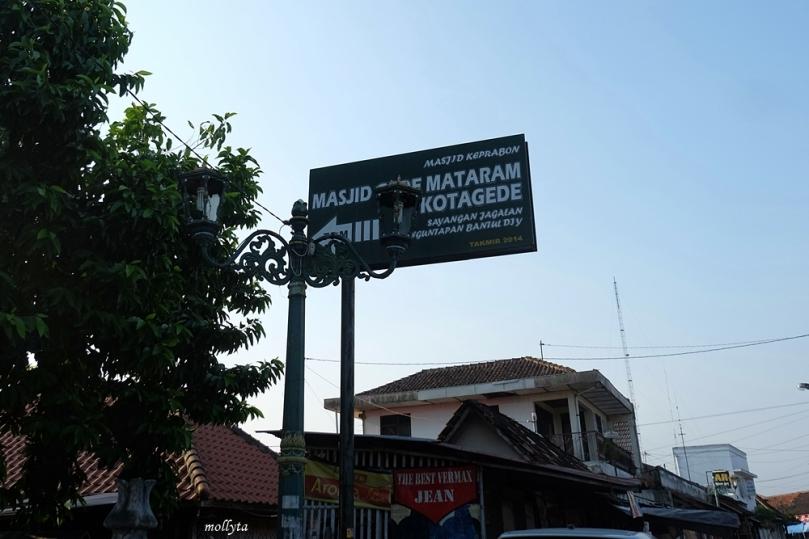 Masjid Gede Mataram Kotagede