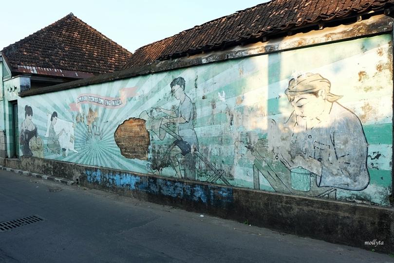 Mural di Kotagede