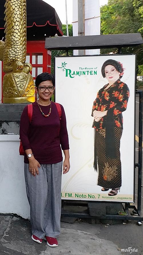 The House of Raminten Yogyakarta