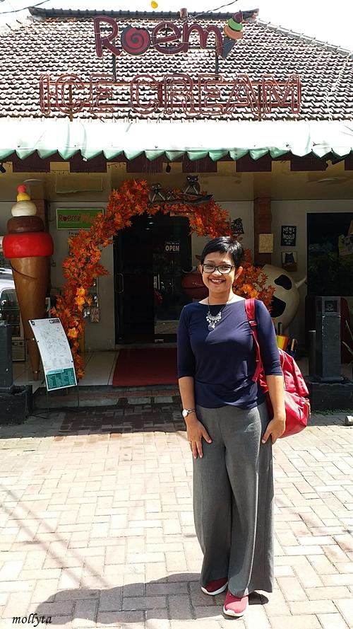 Roemi Ice Cream di Yogyakarta