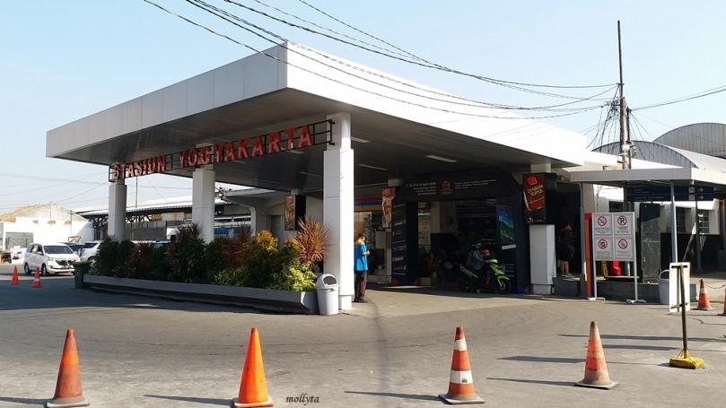 Stasiun Yogyakarta