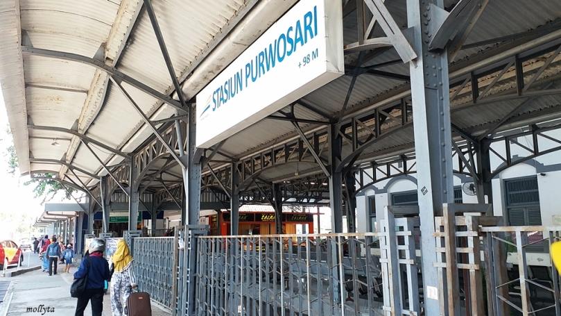 Stasiun kereta api Purwosari