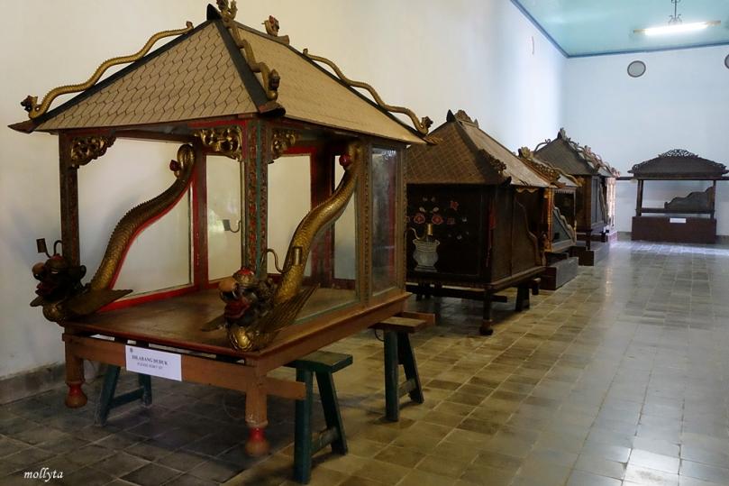 di Museum Keraton Surakarta gambar 3