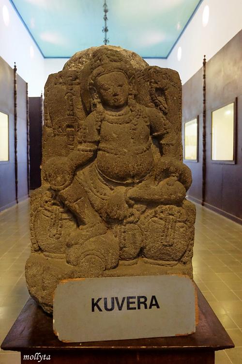 Kuvera di Museum Keraton Surakarta
