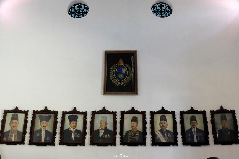gambar di Museum Keraton Surakarta