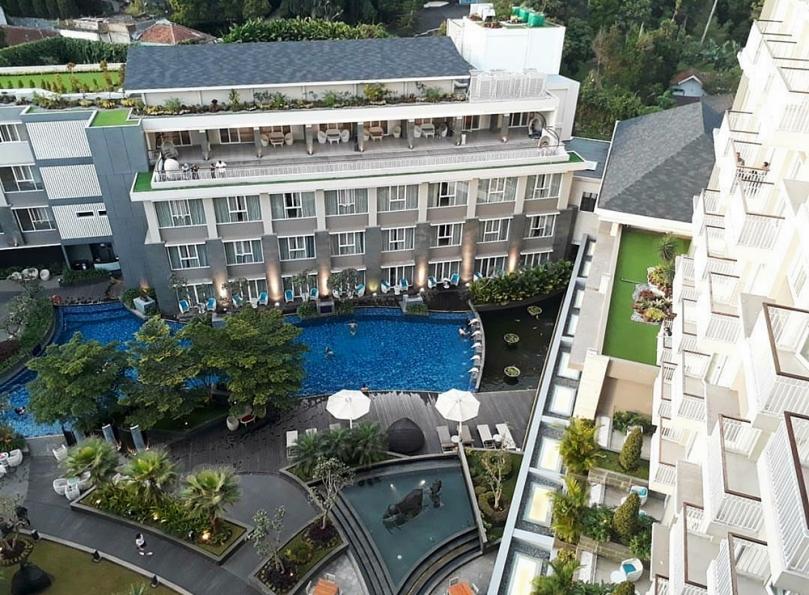 Hotel Grand Mercure setiabudi bandung