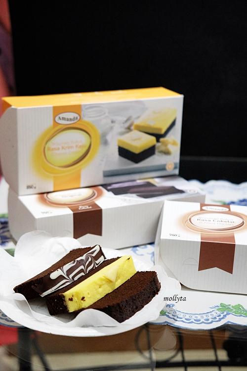 Paket Choco Amanda Brow dari Amanda Brownies di Medan