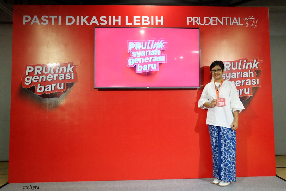 Saat peluncuran produk unit link Prudential di Medan