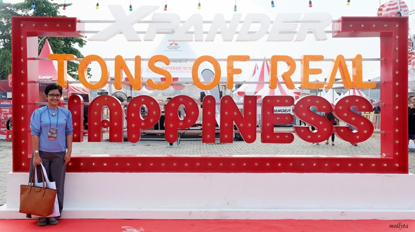 XPANDER Ton of Real Happiness di Medan