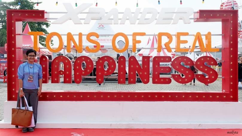 XPANDER Ton of Real Happiness di Medan