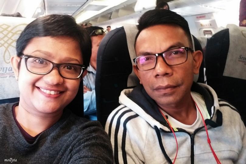 Sriwijaya Air rute Medan ke Penang