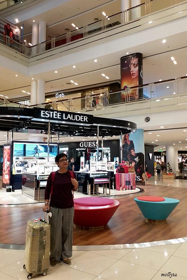 Di Queensbay Mall Penang
