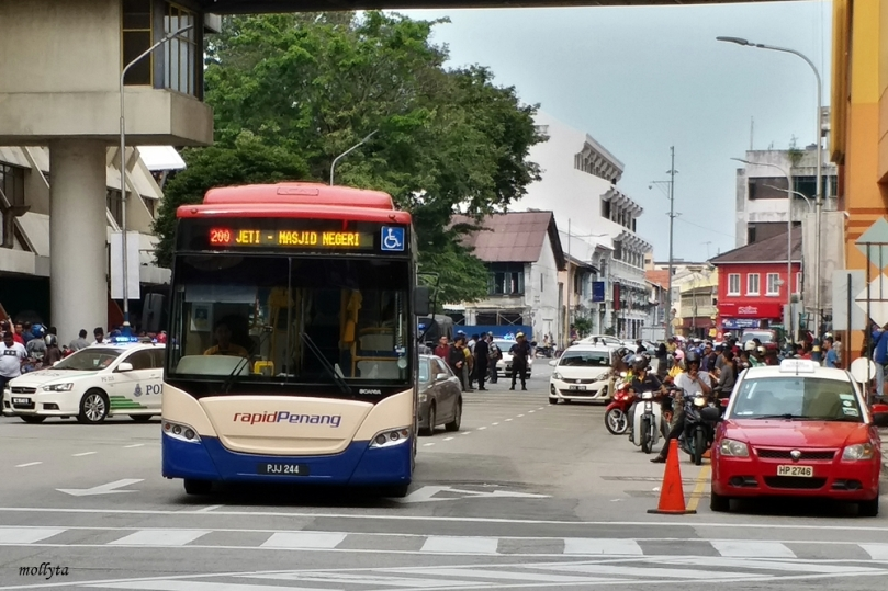Bus Rapid Penang