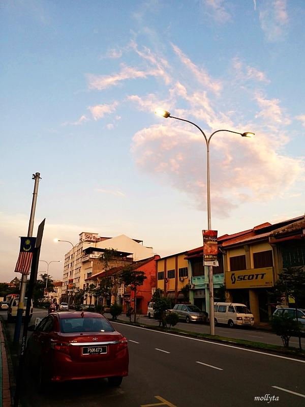 Sore di Penang