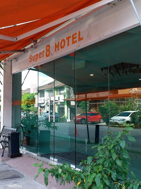 Budget hotel di Georgetown Penang