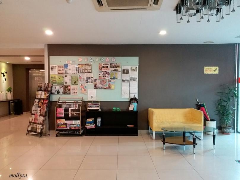 Budget hotel di Penang