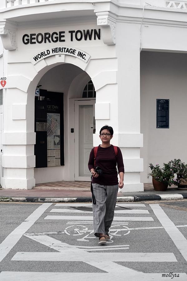George Town di Penang