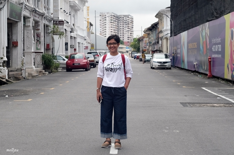 Di sudut kota Penang