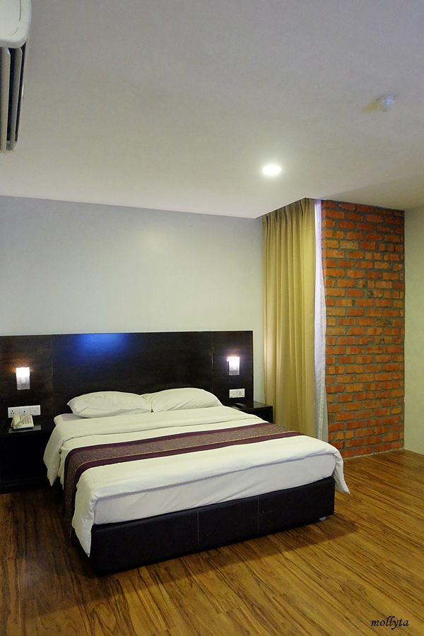 Kamar Superior Super 8 Hotel Penang